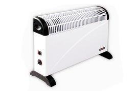 Elektrický konvektor s ventilátorem