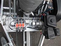 Detail hydrauliky