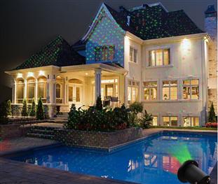 LED laser vánoční projektory IQ-L