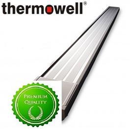 Velmi účinný topný systém s nízkými provozními náklady. Vysokoteplotní panely jsou ideální pro vytápění větších objektů - sídla firem, školy, úřady, sklady a výrobny, kina, zdravotnická zařízení, rekreační objekty, chaty, chalupy, činžovní byty s vysokými stropy, apod. Tyto topné panely mají mnohé výhody: nevíří se prach, pocit tepla již 5 minut od zapnutí, zdravější prostředí, šetří energii až o 70% a. mnohé další.