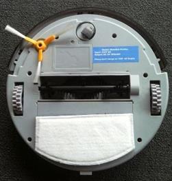 Robotický vysavač a mop PROVAC