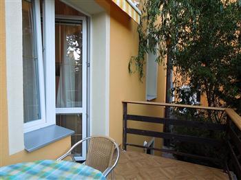 Penzion U Leopolda - balkón