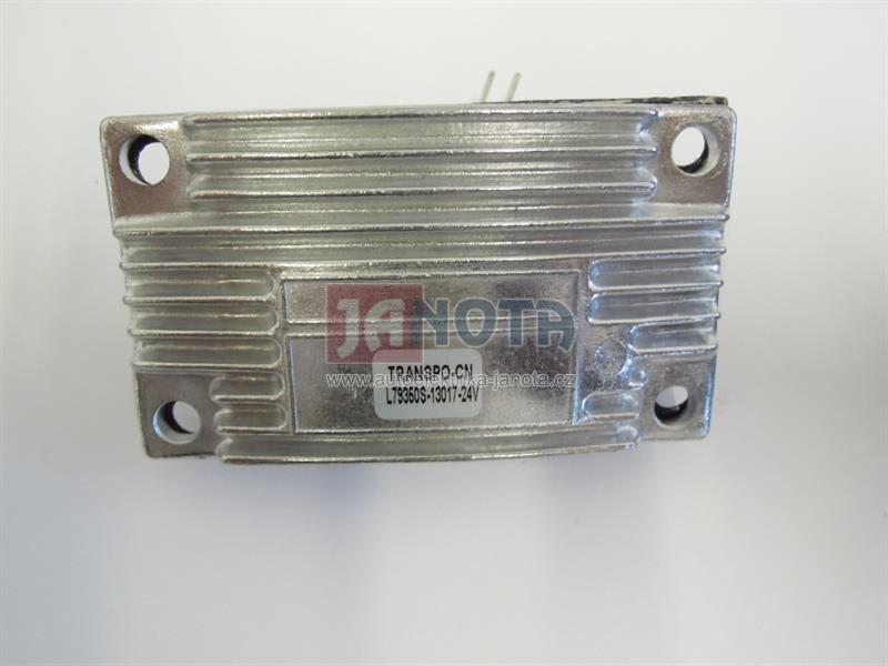 Regulátor alternátoru 2300-2800JB, 79350, A0012304JB, 2MJ4124P2, 2511J, 2304JB, EE8026, A0012511JB, 137227, 24V