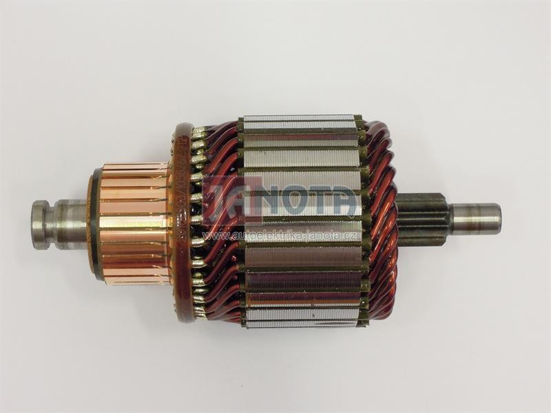 Rotor startéru 0001107408, 0001107450, 0001107514, 0001121422, Opel, Audi, 12V