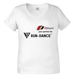 Značkové dámské sportovní tričko RUN-DANCE