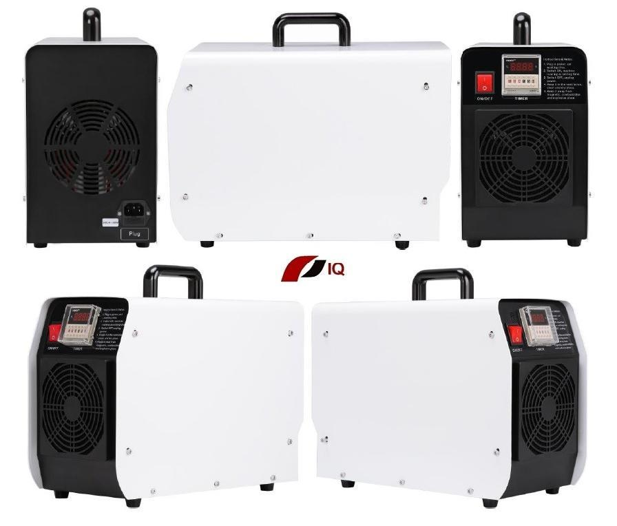 ozonový generátor IQ-OZ 3 + doprava zdarma