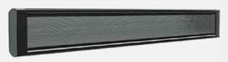 Vysokoteplotní panel IVT - TH 1000W