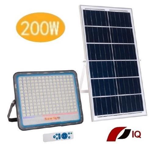 Solární svítidlo IQ-ISSL 200 HEG