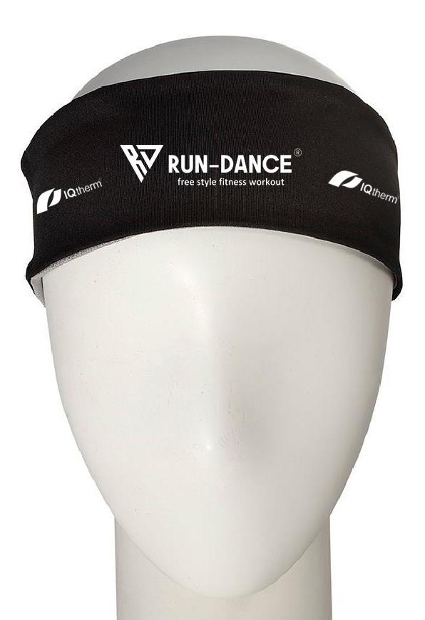 Značková sportovní čelenka RUN-DANCE