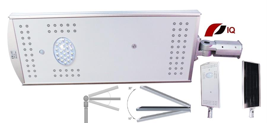 Solární svítidlo IQ-ISSL 15 POWER plus