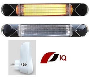 IQ-STAR S WIFI black  2500W