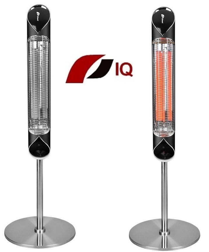IQ-STAR vertical 2500W basic black + doprava zdarma