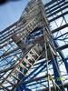 referenční snímek opláštěné montované ocelové haly
