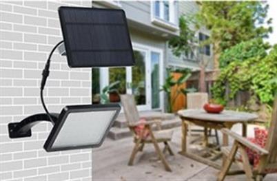 LED solární svítidlo IQ-ISSL 18 FL