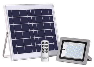 Venkovní a pouliční LED solární svítidla IQ-ISSL