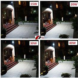 Solární profi LED pouliční svítidla IQ-ISSLSolární LED venkovní svítidla IQ-ISSL