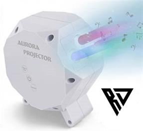 IQ-LI / AURORA SKY bluetooth laser reproduktor a projektor