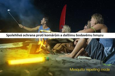 LED outdoor a emergency svítilny IQ-ExtraTec