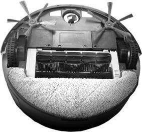Robotický vysavač a mop PREVAC 650