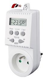 Zásuvkový WIFI termostat IQ-SmartTemp