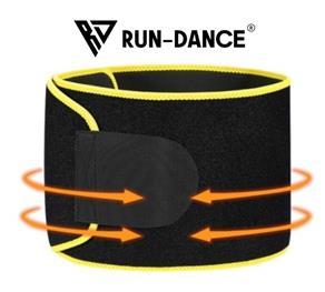 Sportovní bederní thermo pás RUN-DANCE pro ženy