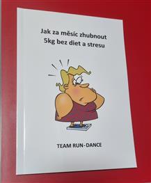 Motivační kniha: Jak za měsíc zhubnout 5kg bez diet a stresu