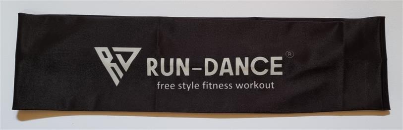 Sportovní čelenka RUN-DANCE