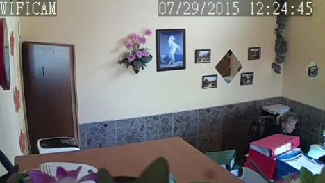 Chytré bezpečnostní IP kamery IQ-CAM