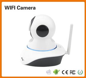 Chytré bezpečnostní IP kamery IQ-CAM s WIFI připojením a podporou ANDROID a IOS