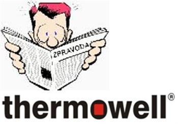 Zákaznický zpravodaj THERMOWELL