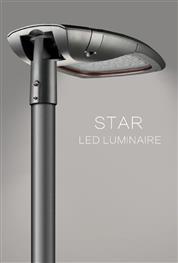 LED venkovní a pouliční svítidla STAR